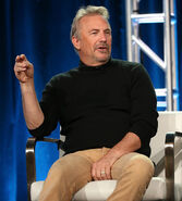 Kevin Costner Winter TCA Tour