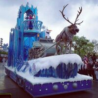 Mickey's Storybook Express Frozen