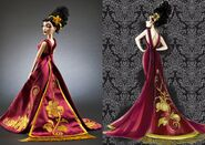 Mother gothel doll