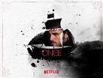 Once Upon a Time - Hook Netflix