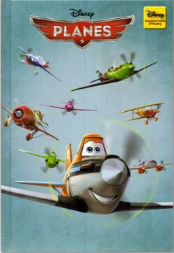 Planes wonderful world of reading hachette