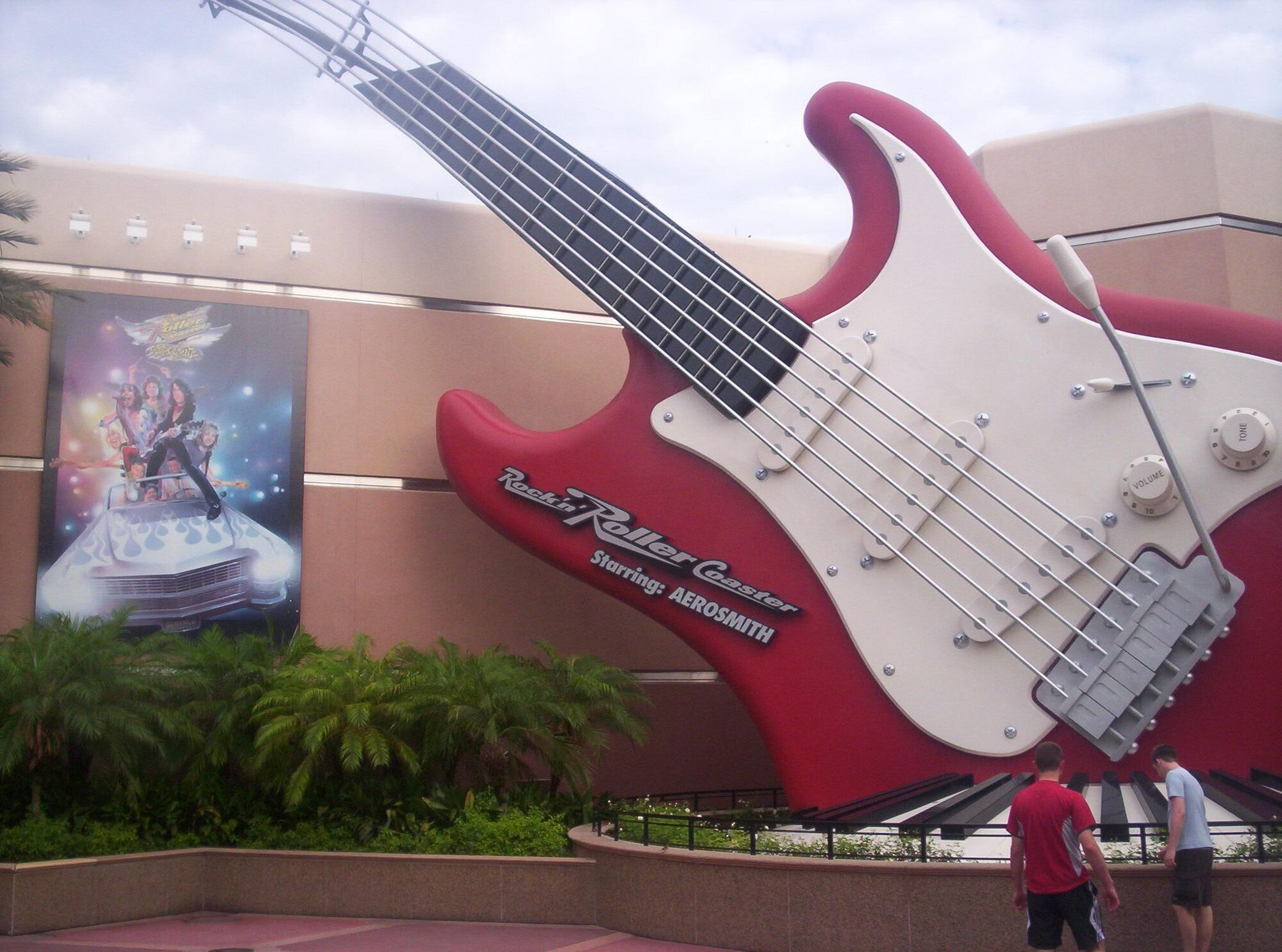 Rock 'n' Roller Coaster Starring Aerosmith | Disney Wiki