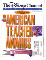 TheDisneyChannelMagazineOctoberNovember1994