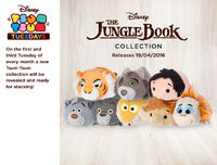 The Jungle Book Tsum Tsum Tuesday UK