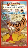 The Many Adventures Of Winnie The Pooh (1985 UK VHS)