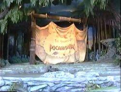 The Spirit of Pocahontas WDW