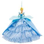 2009 Disney Store Cinderella Winter Christmas Ornament