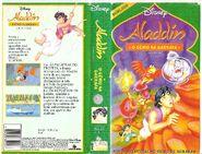 Aladdin - O Gênio da Garrafa 1996 vhs dublado