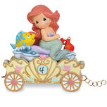 Ariel ''Make a Splash on Your Birthday'' Fourth Birthday Figurine by Precious Moments