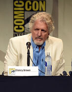 Clancy Brown SDCC