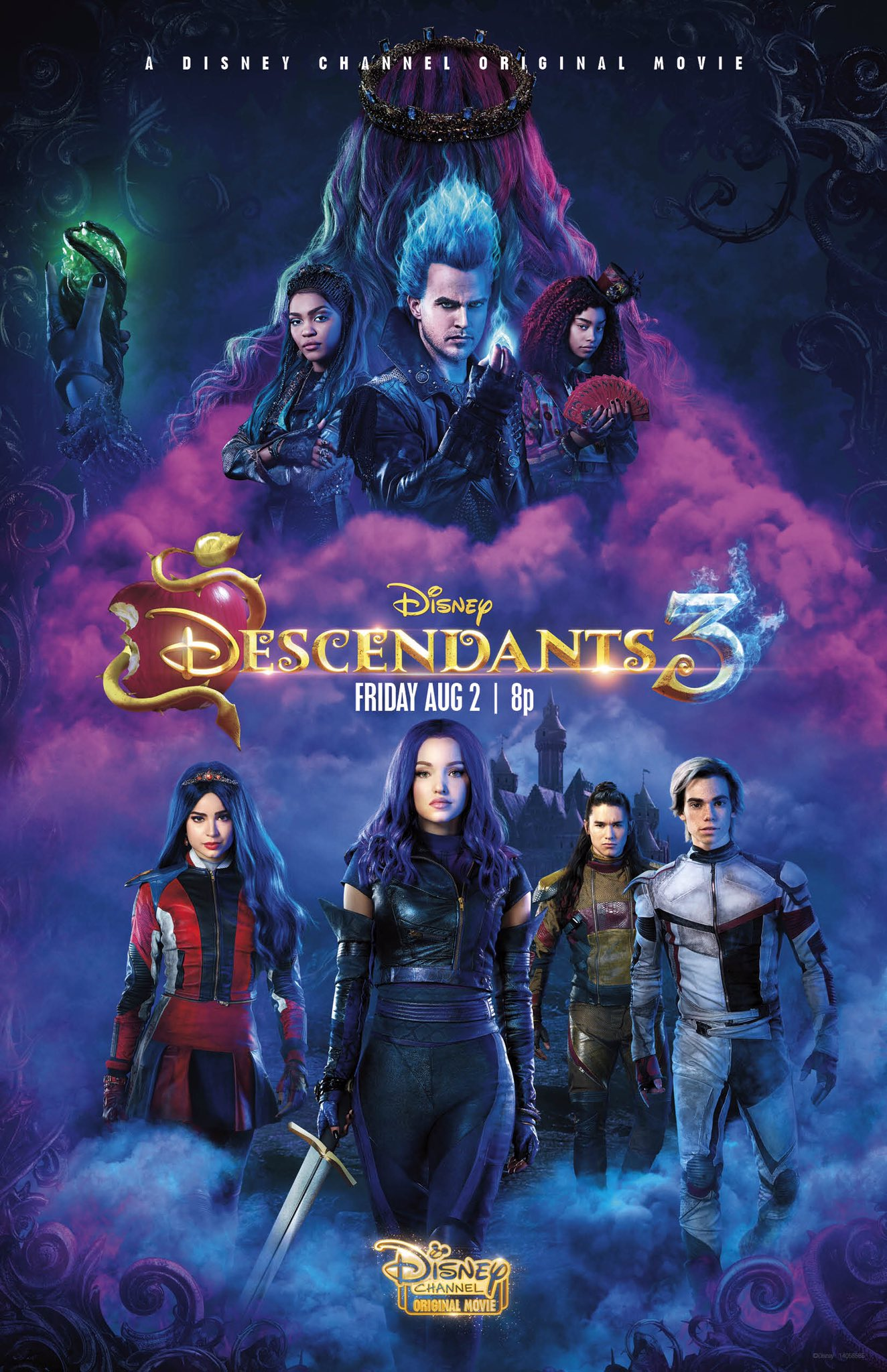 Descendants 3 | Disney Wiki | FANDOM powered by Wikia