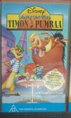 Dining Out with Timon & Pumbaa 1996 AUS VHS
