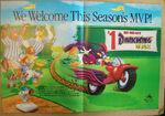 Dinsey Afternoon 1991 Printed Ad 1