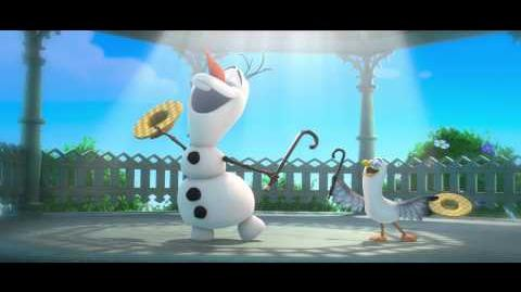 "Disney's Frozen ""In Summer"" Sequence Performed by Josh Gad"
