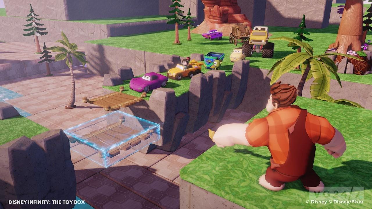 Wreck it ralph disney infinity wiki fandom powered by - Disney Infinity Toybox Worldcreation 5 Jpeg