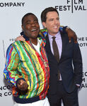 Ed Helms & Tracy Morgan at Tribeca Fest