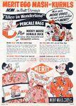 Feedsack ad merit mills egg mash oct 1951 pg 55 unknown magazine blog