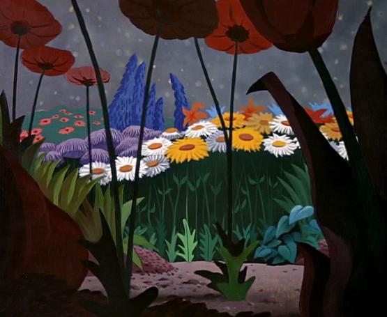 El Jardín de las Flores (Alice in Wonderland) | Disney Wiki | FANDOM ...