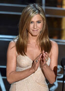 Jennifer Aniston 87th Oscars