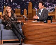 Jessica Alba tonight show Jimmy Fallon