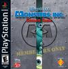 Monsters, Inc. Scream Team Coverart