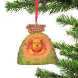 Pooh ornament