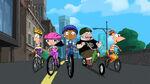Tour De Ferb song HD