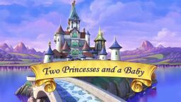 Two Princesses and a Baby lOgO