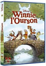 Winnie the Pooh 2011 DVD France