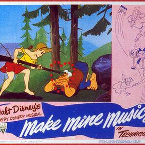 Make Mine Music Gallery Disney Wiki Fandom