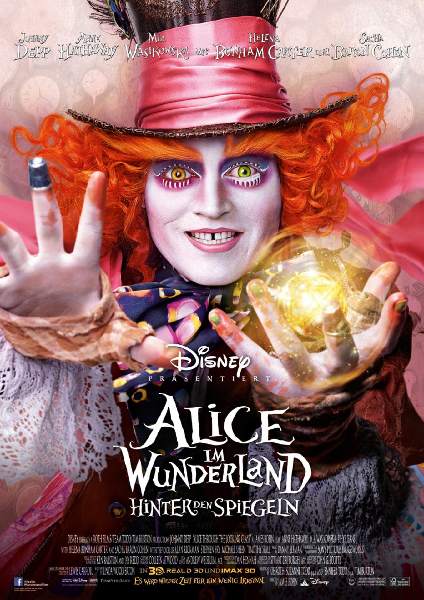 Alice Im Wunderland Hinter Den Spiegeln Disney Wiki Fandom