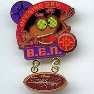 B.E.N Pin
