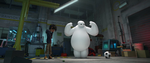 Baymax trailer end