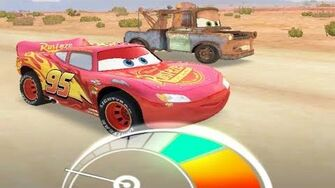 Cars Lightning League Android Gameplay