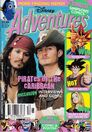 Disney Adventures Magazine Australian cover Oct 2003 Pirates Caribbean