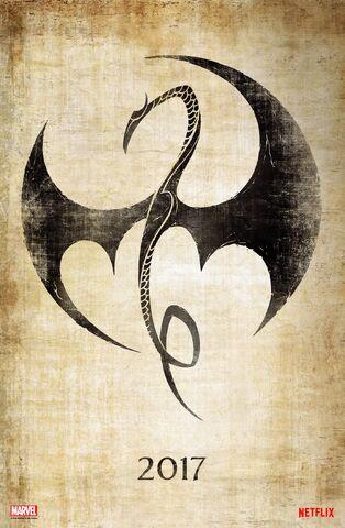 Файл:Iron Fist Poster.jpg