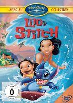 Lilo & Stitch 2004 Germany DVD