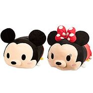 Mickey and Minnie Tsum Tsum Mega