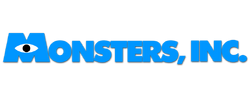 Monsters, inc logo