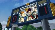The Three Mascot-teers - Howard and Randy 00