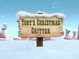 Toby's Christmas Critter
