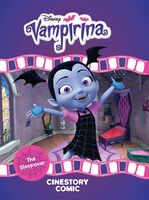 Vampirina - The Sleepover Cinestory Comic