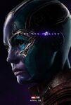 Avengers Endgame - Nebula poster
