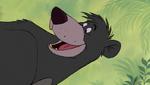 Baloo Asking Mowgli