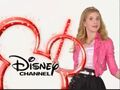 Caroline Sunshine Disney Channel Wand ID