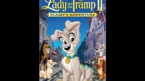 Digitized opening to Lady & The Tramp II Scamp's Adventure ( VHS UK )
