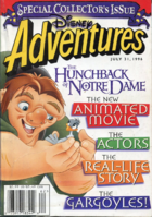 Disney Adventure Quasimodo