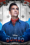 Dumbo character poster 2