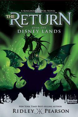 KK The Return Cover