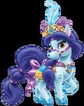 Lapis pony
